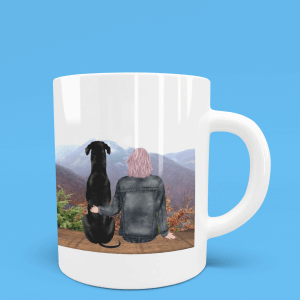 Dog Lover Mug customisable