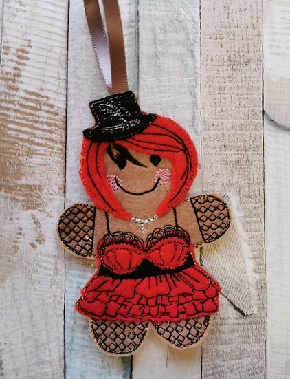 Goth Girl Gingerbread