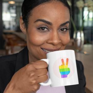 LGBT 11oz Mug