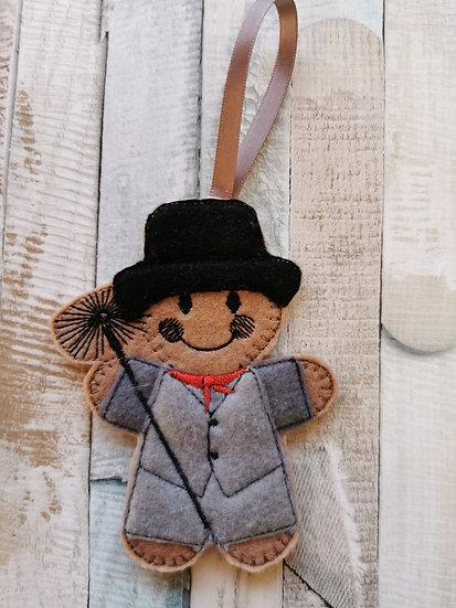 Sweep Lucky Wedding Charm Gingerbread