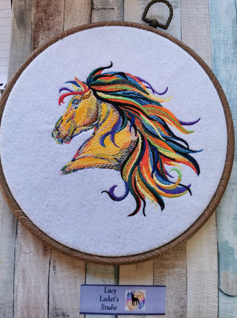 Horse Hoop