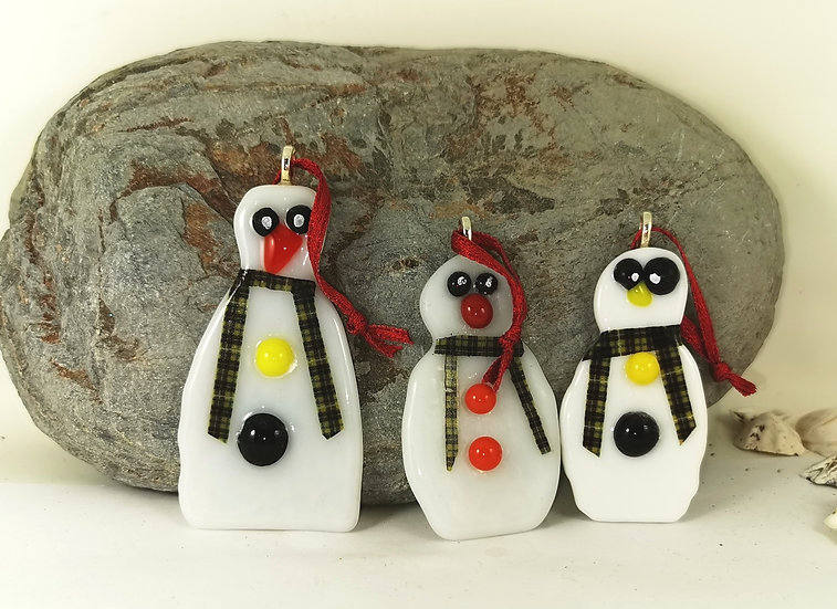 Cornish Snowman