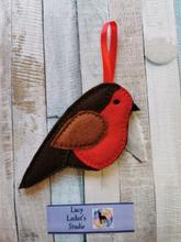 Robin Book Mark