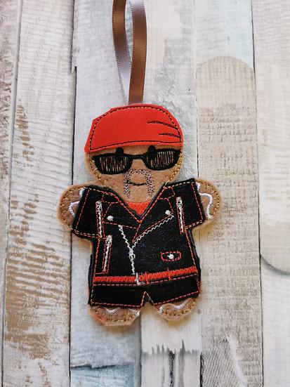 Biker Gingerbread