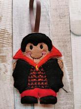 Dracula Gingerbread