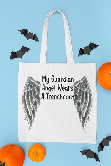 Guardian Angel Wears A Trenchcoat