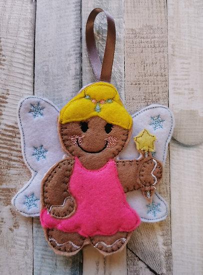 Fairy Gingerbread