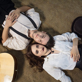 Photographer: Geoffrey Donne Models: Will Potter, Leah DiPaola