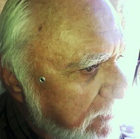 "Headphone jack prosthetic for the film ""Jack"""