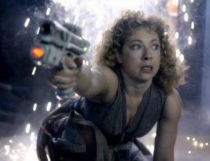 "River Song ""Day of the Moon"""