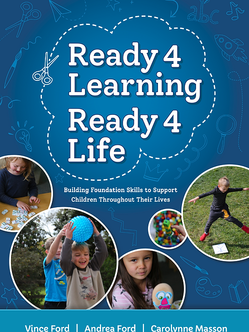 Book - Ready 4 Learning Ready 4 Life