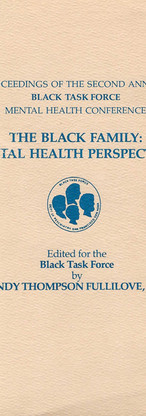 black family mental health perspective