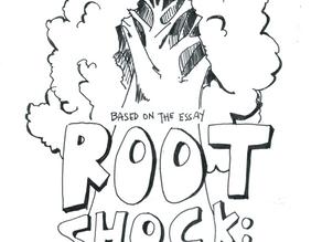 Root Shock : Comic Book