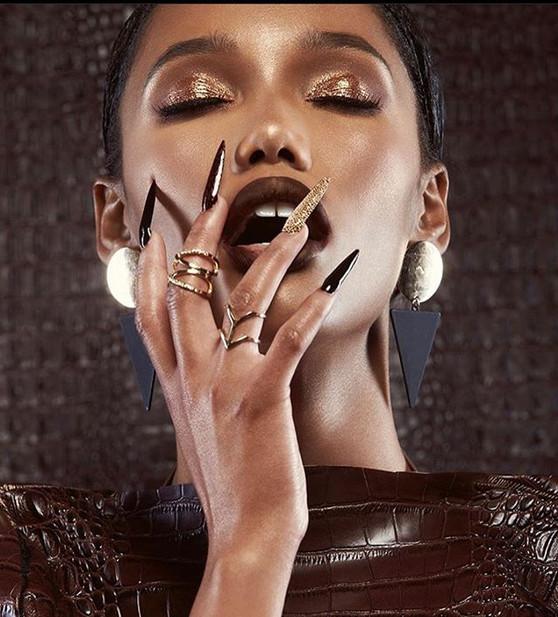 #tbt❤️ to #Reptilia Black Girl Magic 💫