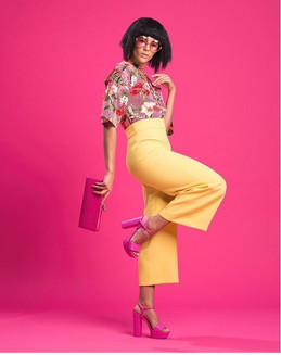 Spring fashion!! This beauty styled by m