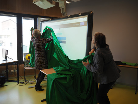 Confidence, digital tools and experiences around Europe: Training week of flipped learning in the NL