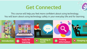 'Get Connected' - what is the additional learning resource about?