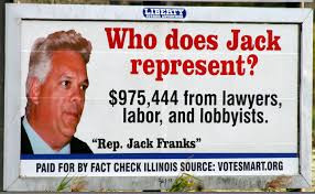 Join the Grassroots Effort and Say NO to Lying Jack Franks and the Chicago Political Machine