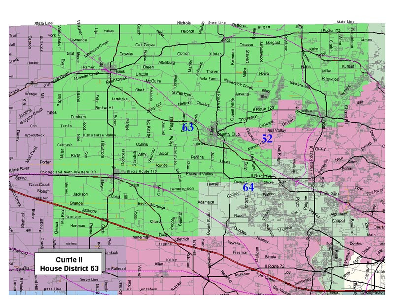 2001 district map