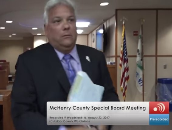 Lying Jack Franks - Violating Open Meetings Act to Control Lease of Valley Hi Nursing Home