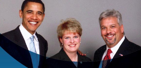 Obama, Bean & Lying Jack Franks
