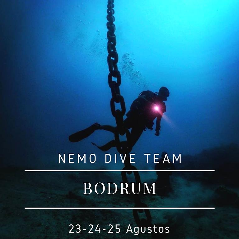 Nemo Dive Team ile BODRUM