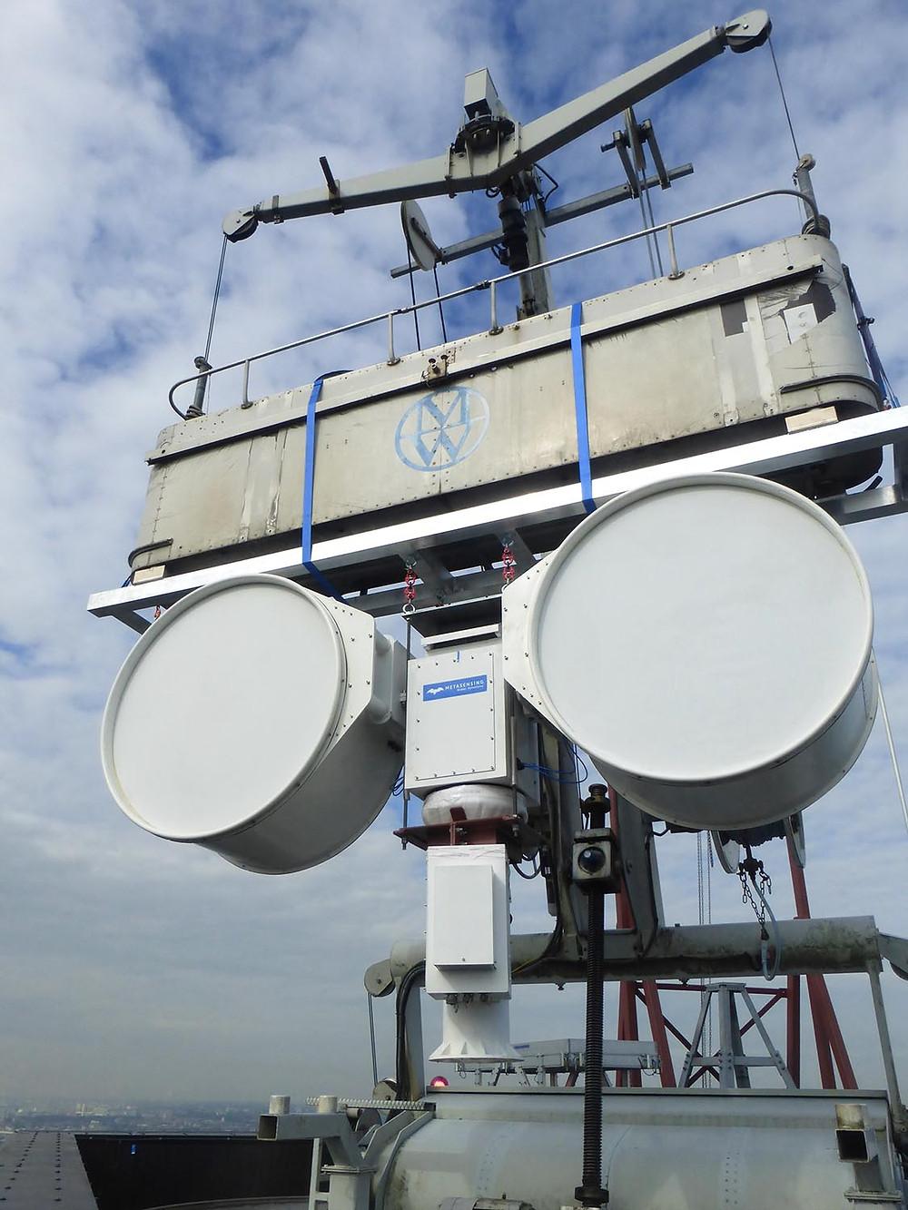 MetaSensing WR in Rotterdam
