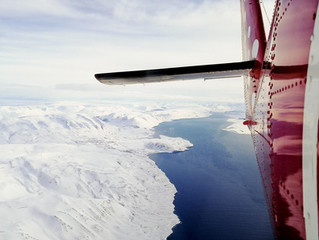 MetaSensing flies to the Arctic