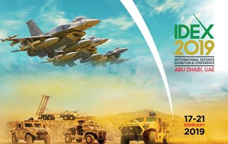 IDEX2019 – ABU DHABI – UAE