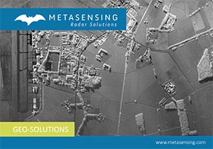 MetaSensing geo-solutions booklet