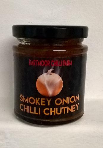 Dartmoor Chilli Farm Smokey Onion Chilli Chutney