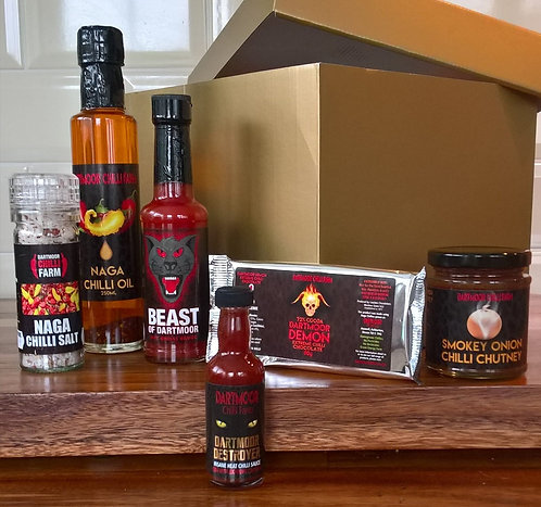 Dartmoor Chilli Farm Variety Hamper (HOT)
