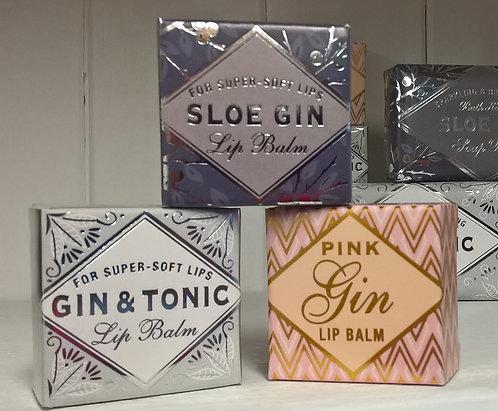 Bath House Gin Lip Balm Collection
