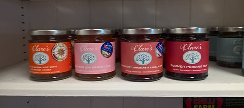 Clare's Preserves (sweet)