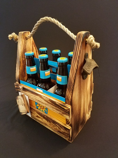Six Pack Crate