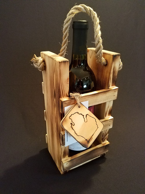 Single Wine Crate