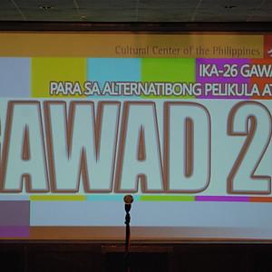 26th Gawad Alternatibo Awards Night