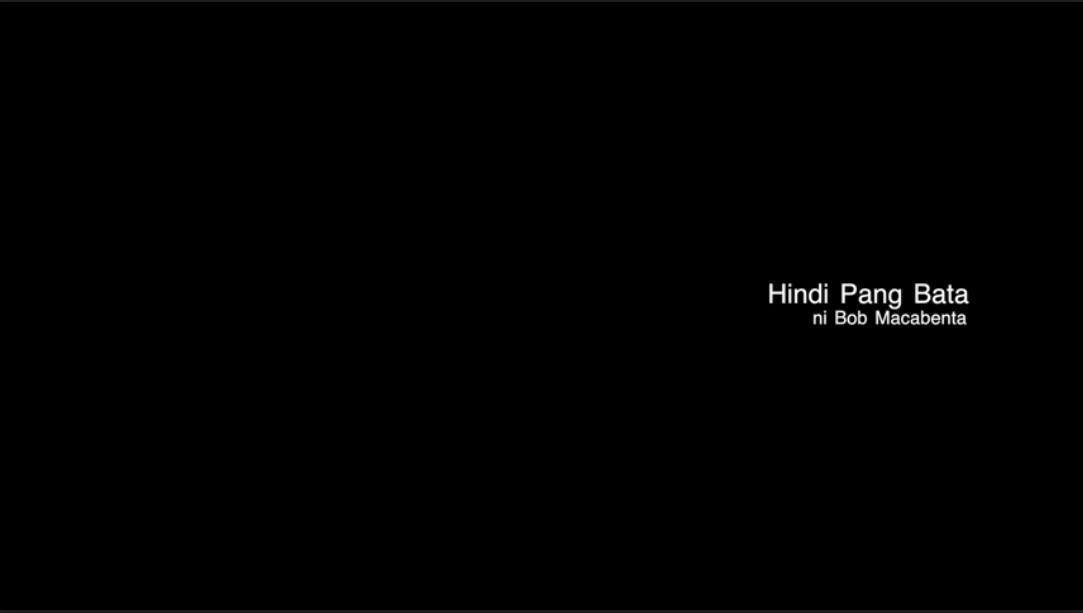 Hindi Pang Bata