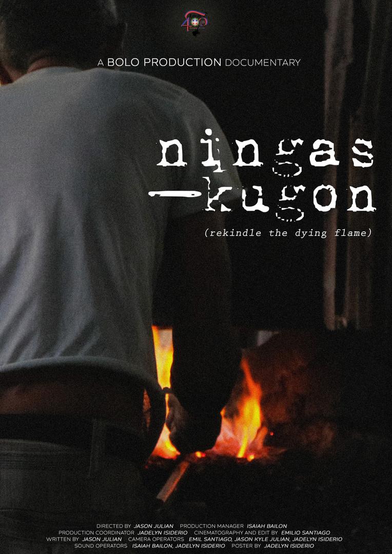Ningas-kugon