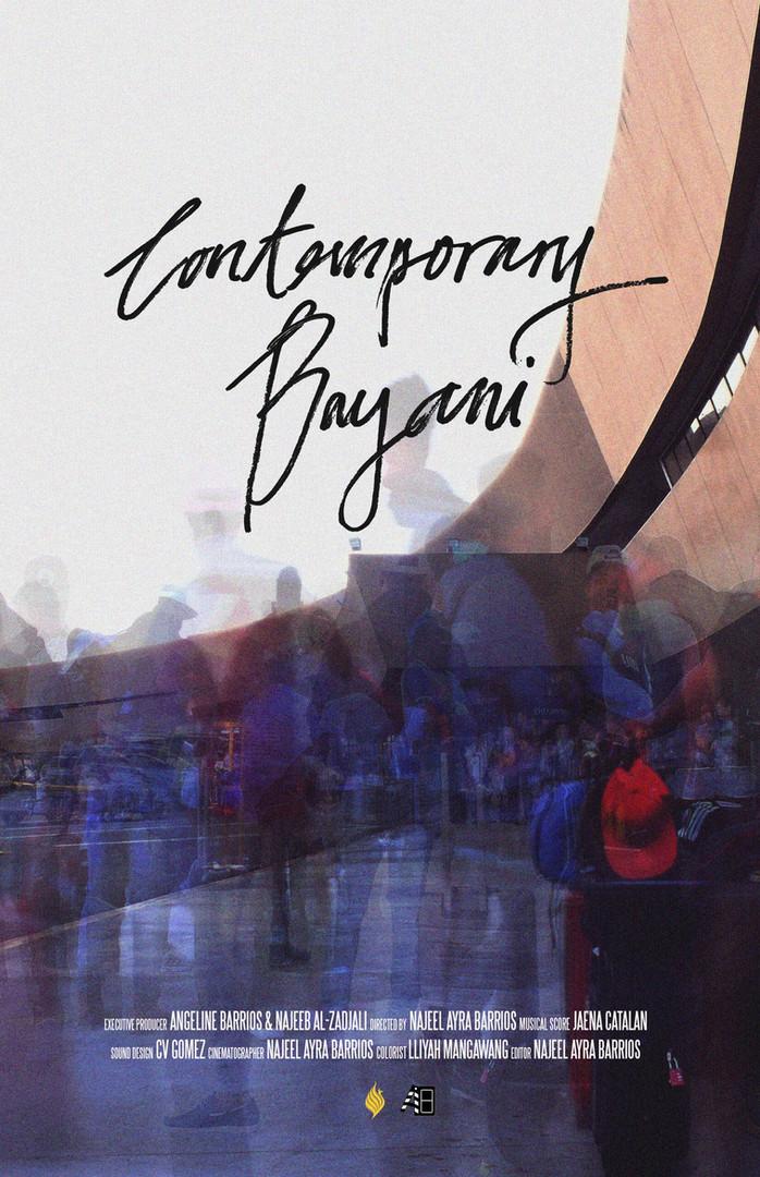 Contemporary Bayani