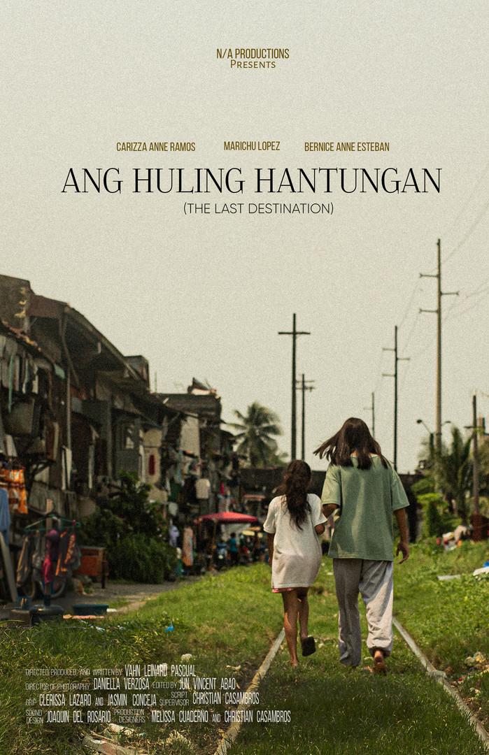 Ang Huling Hantungan