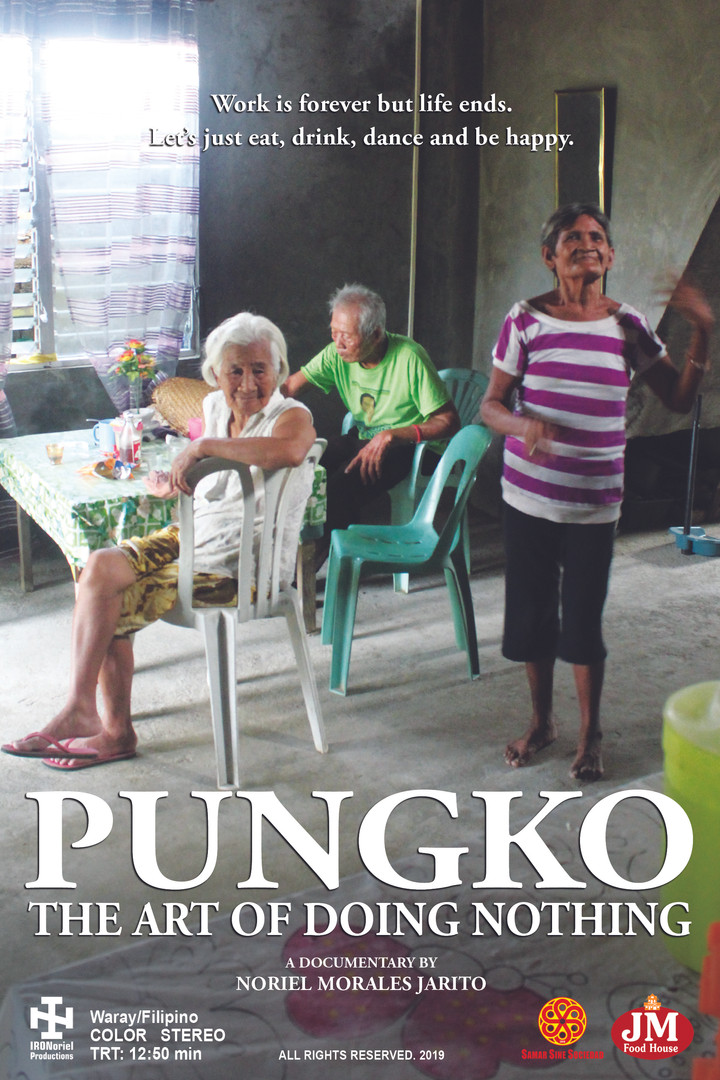 Pungko: The Art of Doing Nothing