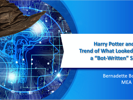 """Harry Potter and the Trend of What Looked Like a """"Bot Written"""" Script"""