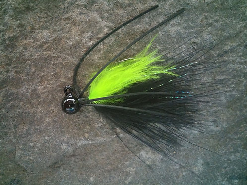 Stealth Jigs - Chartreuse