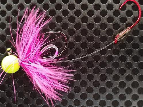 1/4oz Bait Jigs - Hot Pink (bj6)
