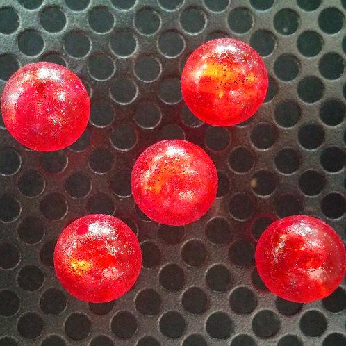 Steelhead Beads - Cherry Kool Aid - 10 Pack