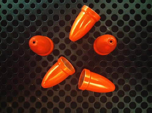 FSL Bell Body Set - Orange - 5 Pack