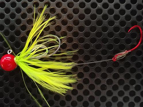 1/4oz Bait Jigs - Chartreuse (bj4)