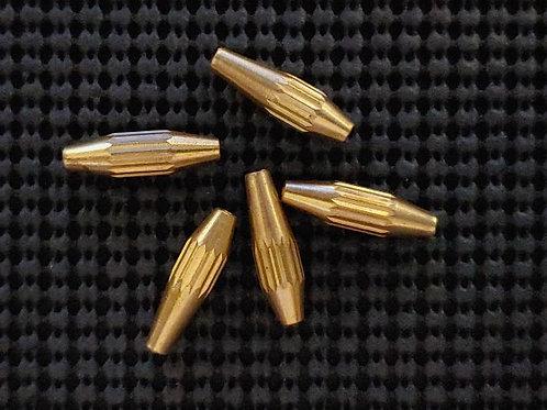 Torpedo Bodies - Brass - 5 Pack