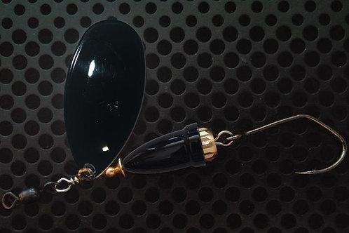 FSL Bell Spinners - Gloss Black/Gloss Black